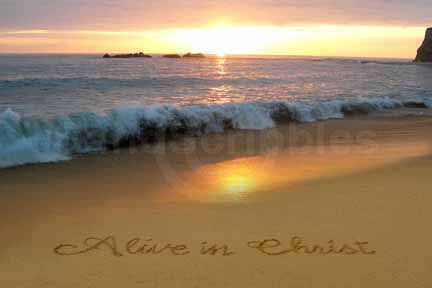 Inspirational Jesus Pictures on Alive In Christ